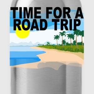 time_for_a_road_trip_ - Water Bottle