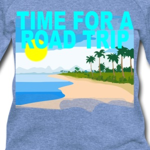 time_for_a_road_trip_ - Women's Wideneck Sweatshirt