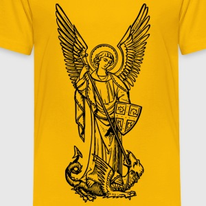 St Michael - Toddler Premium T-Shirt