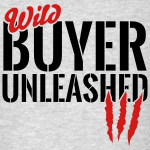 wild buyer unleashed Sportswear - Men's T-Shirt