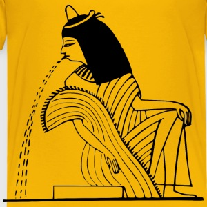 Drunken ancient Egyptian - Toddler Premium T-Shirt