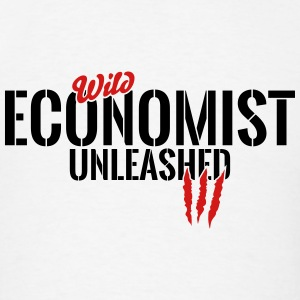 wild economist unleashed Tanks - Men's T-Shirt