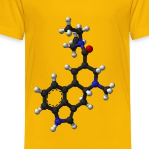 Famous (and infamous) molecules 13 - Toddler Premium T-Shirt