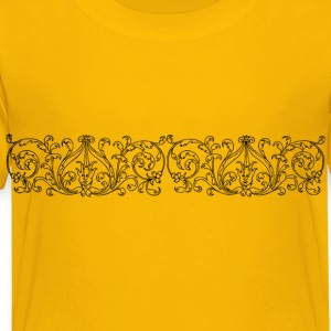 Decorative divider 97 - Toddler Premium T-Shirt