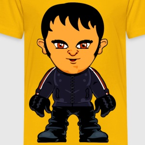 Cartoon man 9 - Toddler Premium T-Shirt