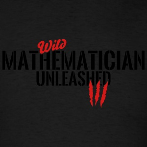 wild mathematician unleashed Sportswear - Men's T-Shirt