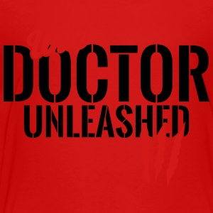 wild doctor unleashed Kids' Shirts - Toddler Premium T-Shirt