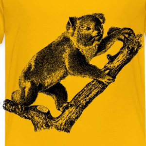 Koala 2 - Toddler Premium T-Shirt