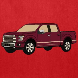 Pickup Truck - Tote Bag