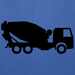 ready-mixed concrete truck T-Shirts - Tote Bag