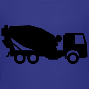 ready-mixed concrete truck Kids' Shirts - Toddler Premium T-Shirt