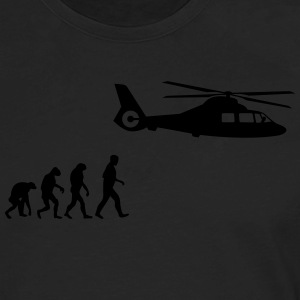 helicopter T-Shirts - Men's Premium Long Sleeve T-Shirt
