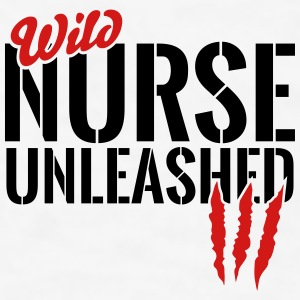 wild nurse unleashed Mugs & Drinkware - Men's T-Shirt