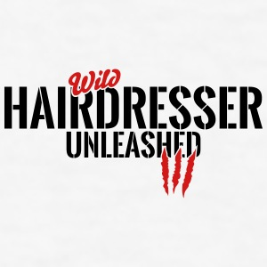 wild hairdresser unleashed Mugs & Drinkware - Men's T-Shirt