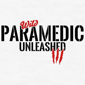 wild paramedic unleashed Mugs & Drinkware - Men's T-Shirt