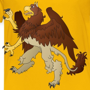 Rampant Griffin - Toddler Premium T-Shirt