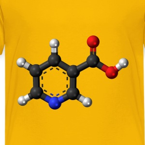 Famous (and infamous) molecules 19 - Toddler Premium T-Shirt