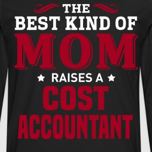 Cost Accountant MOM - Men's Premium Long Sleeve T-Shirt