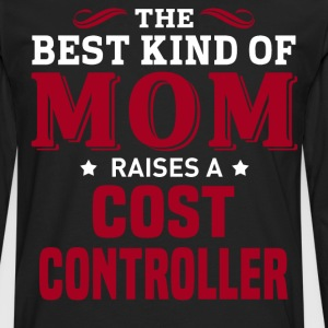 Cost Controller MOM - Men's Premium Long Sleeve T-Shirt