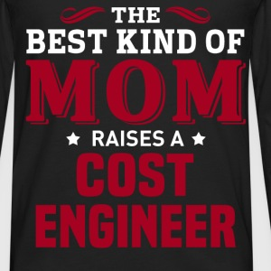 Cost Engineer MOM - Men's Premium Long Sleeve T-Shirt