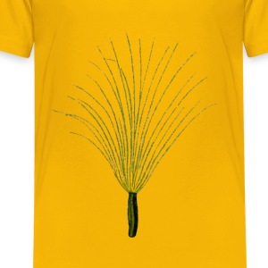 Coltsfoot seed (detailed) - Toddler Premium T-Shirt
