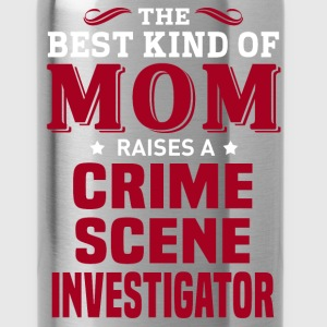 Crime Scene Investigator MOM - Water Bottle