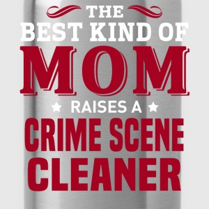Crime Scene Cleaner MOM - Water Bottle
