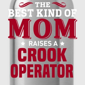 Crook Operator MOM - Water Bottle