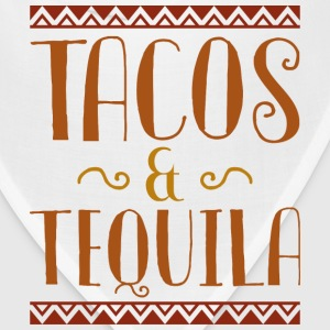 Tacos And Tequila - Bandana