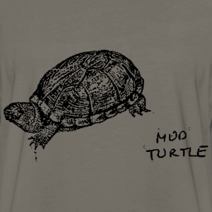 Mud Turtle - Men's Premium Long Sleeve T-Shirt