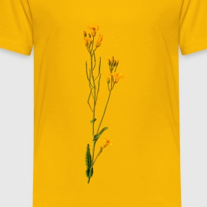 Rapeseed (detailed) - Toddler Premium T-Shirt