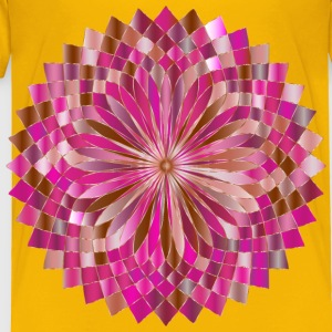 Prismatic Lotus Bloom 5 Variation 3 - Toddler Premium T-Shirt