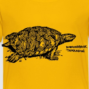 Diamondback terrapin - Toddler Premium T-Shirt