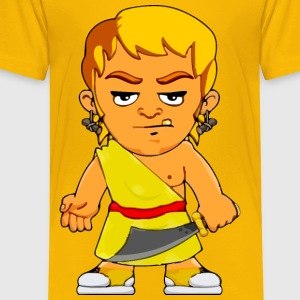 Cartoon man 16 - Toddler Premium T-Shirt