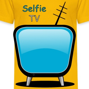 Selfie TV - Toddler Premium T-Shirt