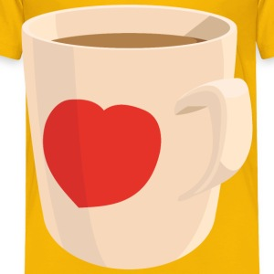 Coffee mug - Toddler Premium T-Shirt