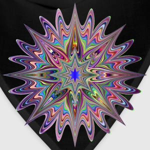Psychedelic Chromatic Star - Bandana