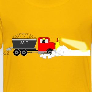 Snow Plow - Toddler Premium T-Shirt