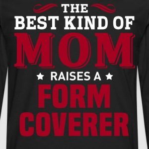 Form Coverer MOM - Men's Premium Long Sleeve T-Shirt
