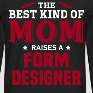 Form Designer MOM - Men's Premium Long Sleeve T-Shirt