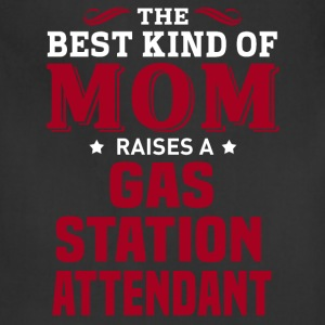 Gas Station Attendant MOM - Adjustable Apron