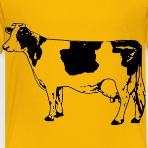 cow - Toddler Premium T-Shirt