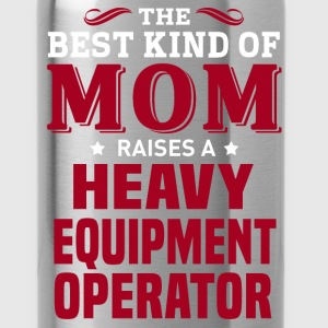 Heavy Equipment Operator MOM - Water Bottle