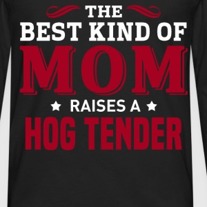 Hog Tender MOM - Men's Premium Long Sleeve T-Shirt