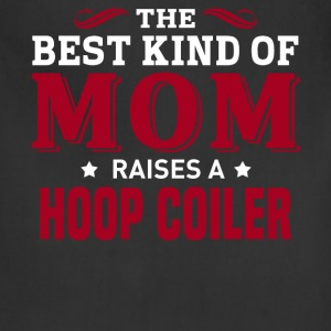 Hoop Coiler MOM - Adjustable Apron