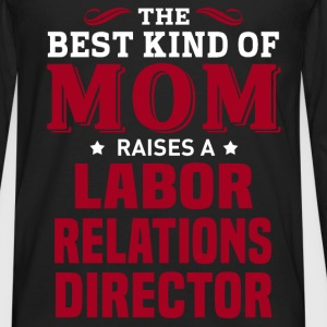Labor Relations Director MOM - Men's Premium Long Sleeve T-Shirt