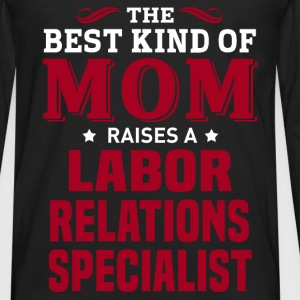 Labor Relations Specialist MOM - Men's Premium Long Sleeve T-Shirt