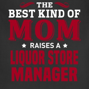 Liquor Store Manager MOM - Adjustable Apron