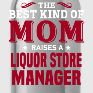 Liquor Store Manager MOM - Water Bottle