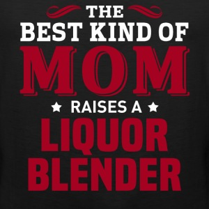 Liquor Blender MOM - Men's Premium Tank
